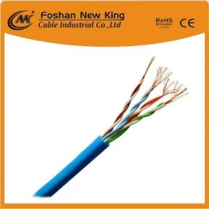 UTP Cable Cat5e / CAT6 LAN Cable Network Cable 100m 200m 300m 500m 4pair 24AWG with Bc CCA Connector