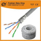 LAN Cable Supplier 24AWG Cat5e UTP 23AWG CAT6 كابل الشبكة